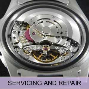 Servicing and Repair