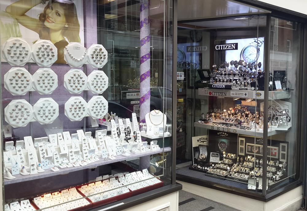 Wymans Jewellers of Royal Leamington Spa